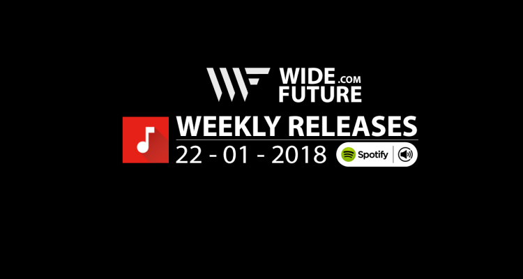 Weekly Releases (22-01-2018)