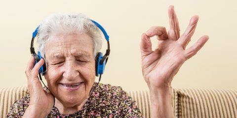 Music can help with dementia