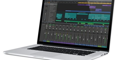 Apple updates Logic Pro X