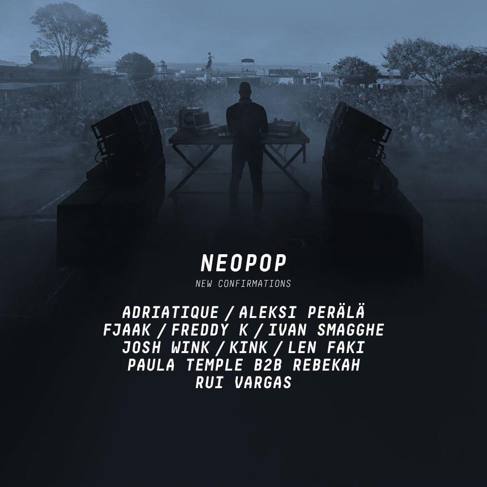 NeoPop phase 2018