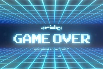 Dj Ride - Game Over