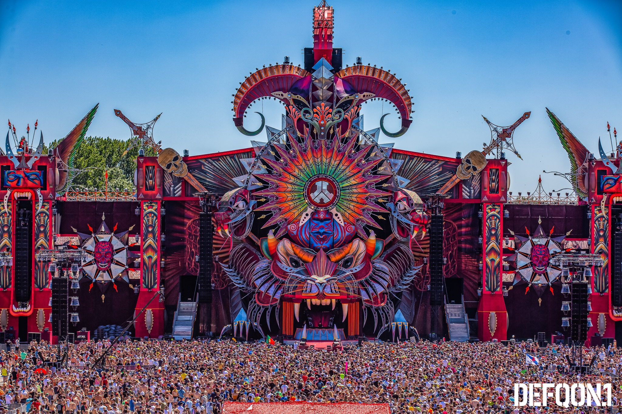REVIEW] Defqon 1 is the ultimate harder styles paradise