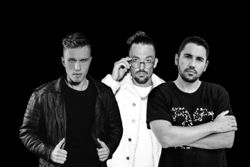 Dimitri Vegas Like Mike Nicky Romero