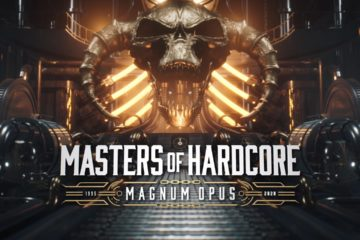 Masters of Hardcore 2020's anthem is out!