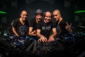 Headhunterz Noisecontrollers Wildstylez
