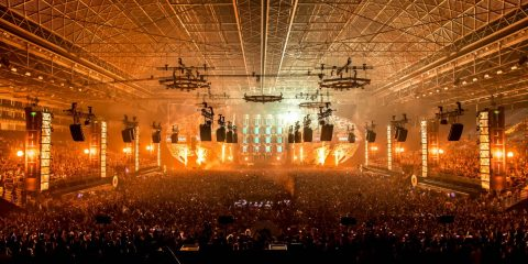 Hard Bass is ready for 2018