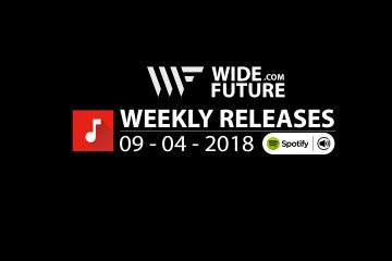 Weekly Releases (09-04-2018)