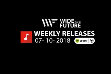 weekly releases 07-10-2018
