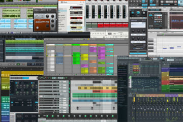 Here is a selection of free producing software for your quarantine