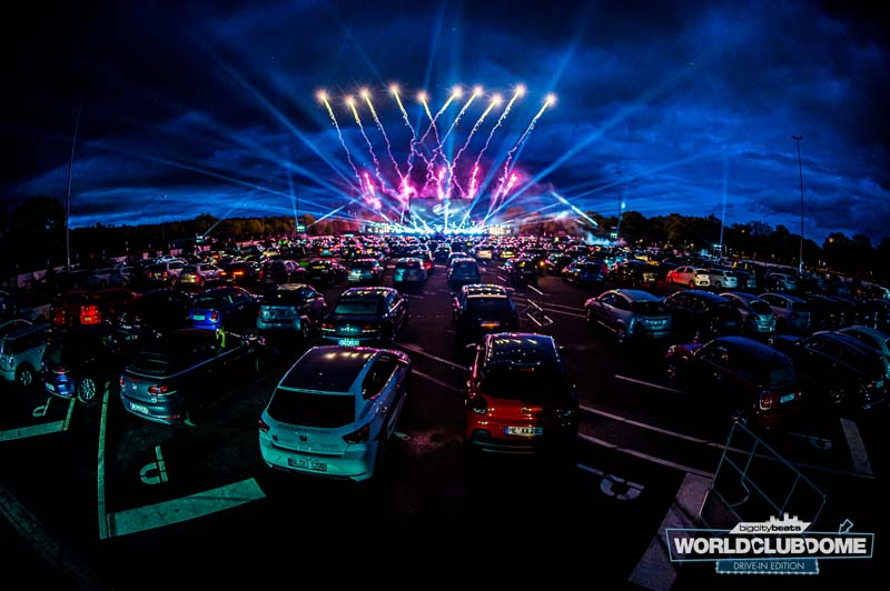 The biggest drive-in festival will take place in June in Germany